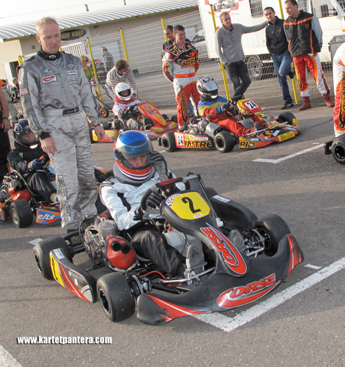 Eric Matter, Kartshop 67 - Course Club - Mirecourt 2009